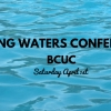 Living Waters Conference April 1st