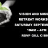 Vision and Mission Retreat Workshop