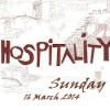 Hospitality Sunday April 30th