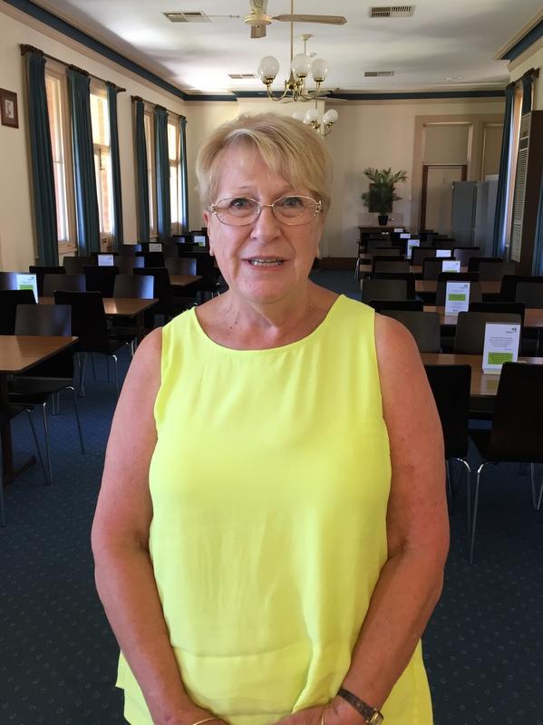Gillian Cibich (Secretary)