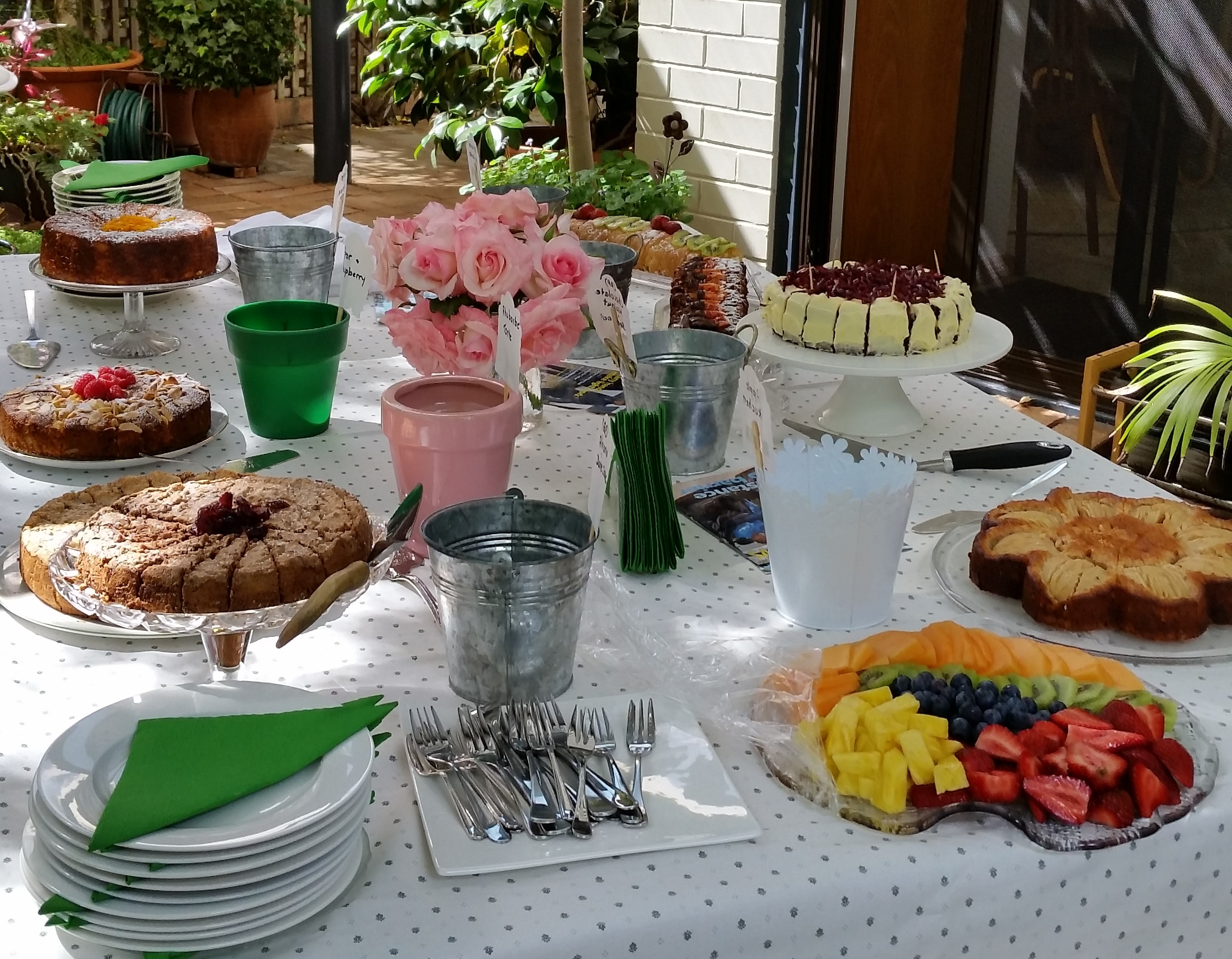 Women's Ministry morning tea